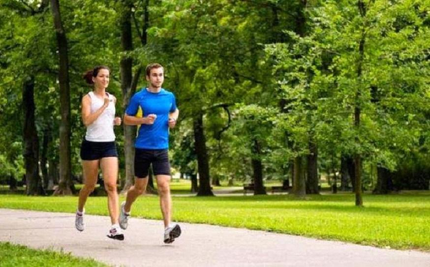 Manfaat Lari Siang Hari untuk Tubuh
