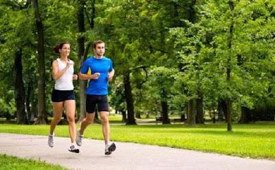 Manfaat Sehat dari lari Pagi Menyegarkan tubuh
