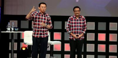 Cawagub DKI Djarot Tegaskan Tak Boleh Ada Perda Syariah Di Jakarta