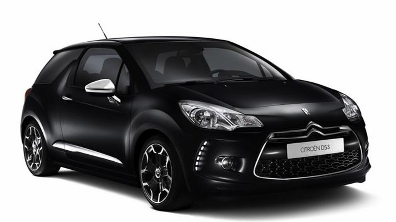 citro235n ds3 sport chic 2012 a very special version