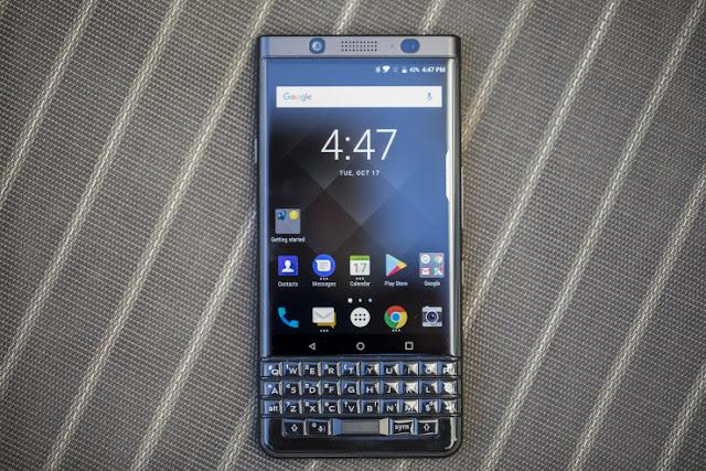 BlackBerry's KEYone 'Black Edition' provides beyond just apperance