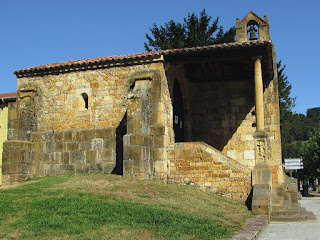 Ermita de la Santa Cruz; Cangas de Onís; Cangues; Asturias