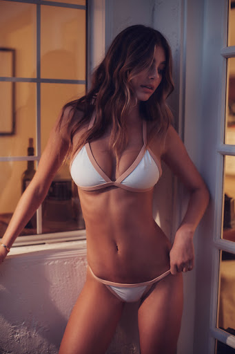 sandra kubicka etirel sexy bikini swimwear models photo