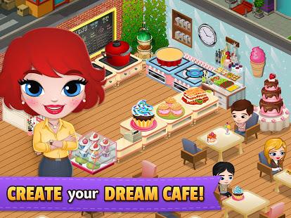 Cafeland - World Kitchen Mod Apk Download