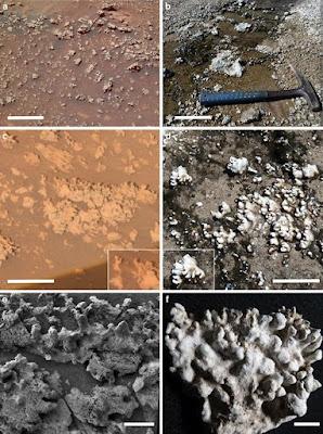 Deposit Silika Adalah Bukti Kehidupan Masa Lalu di Mars?