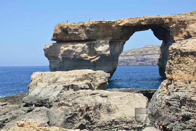 Runęło Azure Window na Gozo - najważniejsza atrakcja turystyczna Malty