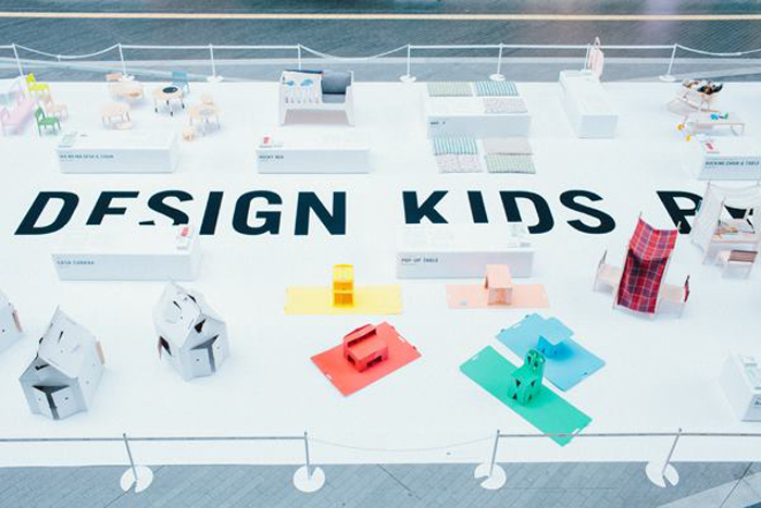 "ACTUS & milk Japan ""Good Design Kids Products"" exhibition in Tokyo"