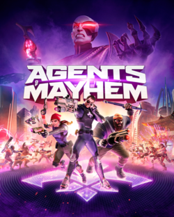 Review Agents of Mayhem