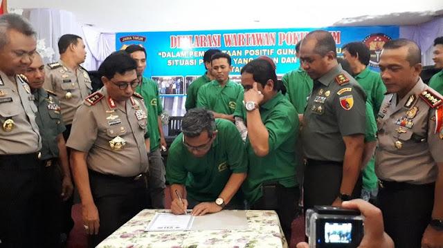 Laporkan! Bila TNI Tak Netral di Pilkada Serentak