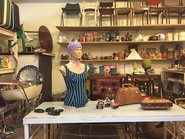 loja vintage, decoração vintage, móveis vintage