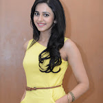 Rakul Preet Singh Latest Photos At Rough Movie Logo Launch Event