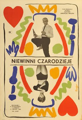 """""""Niewinni czarodzieje"""" -czy Wajda był polskim Tarantino?"""