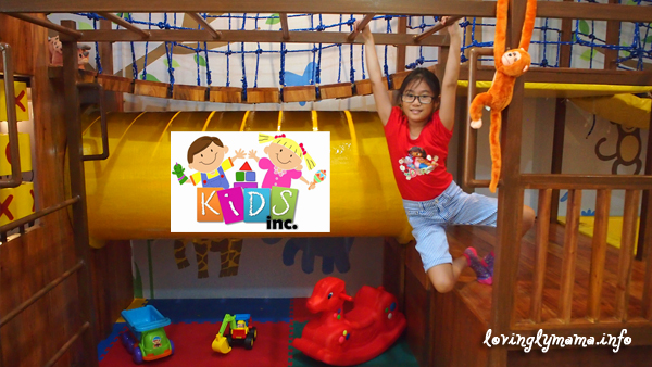 KIDS Inc Bacolod indoor playground
