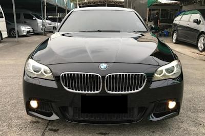 Eksterior BMW F10 Seri-5 M-Sport