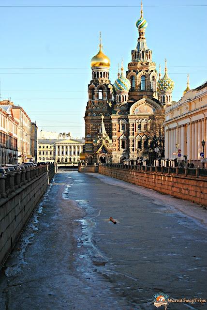 San Pietroburgo, canali san pietroburgo, salvatore sul sangue versato