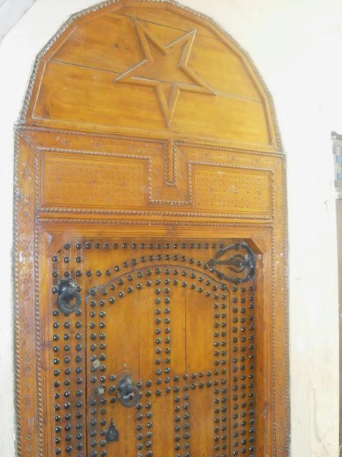 detalles de puertas marruecos