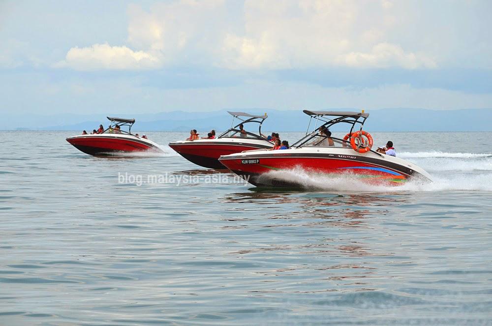 Naam Adventure Jet Boats Langkawi