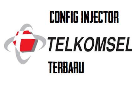 Config Injector Telkomsel opok Terbaru 2019