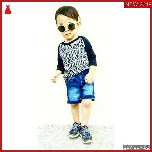 DLV32S27 Short Jeans Anak Premium Celana Pendek Balita Murah BMG