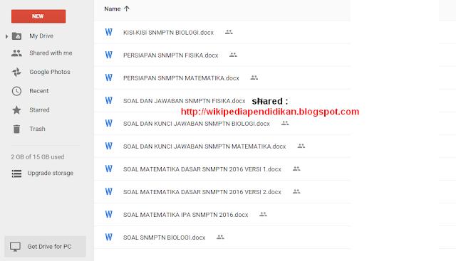 SOAL LATIHAN SNMPTN SMA/SMK/MA SUPAYA DITERIMA PTN INDONESIA