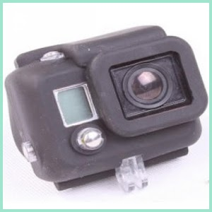 TMC SIXXY Silicone Case for Gopro HD Hero 3 HR53 - TCCS2BBK