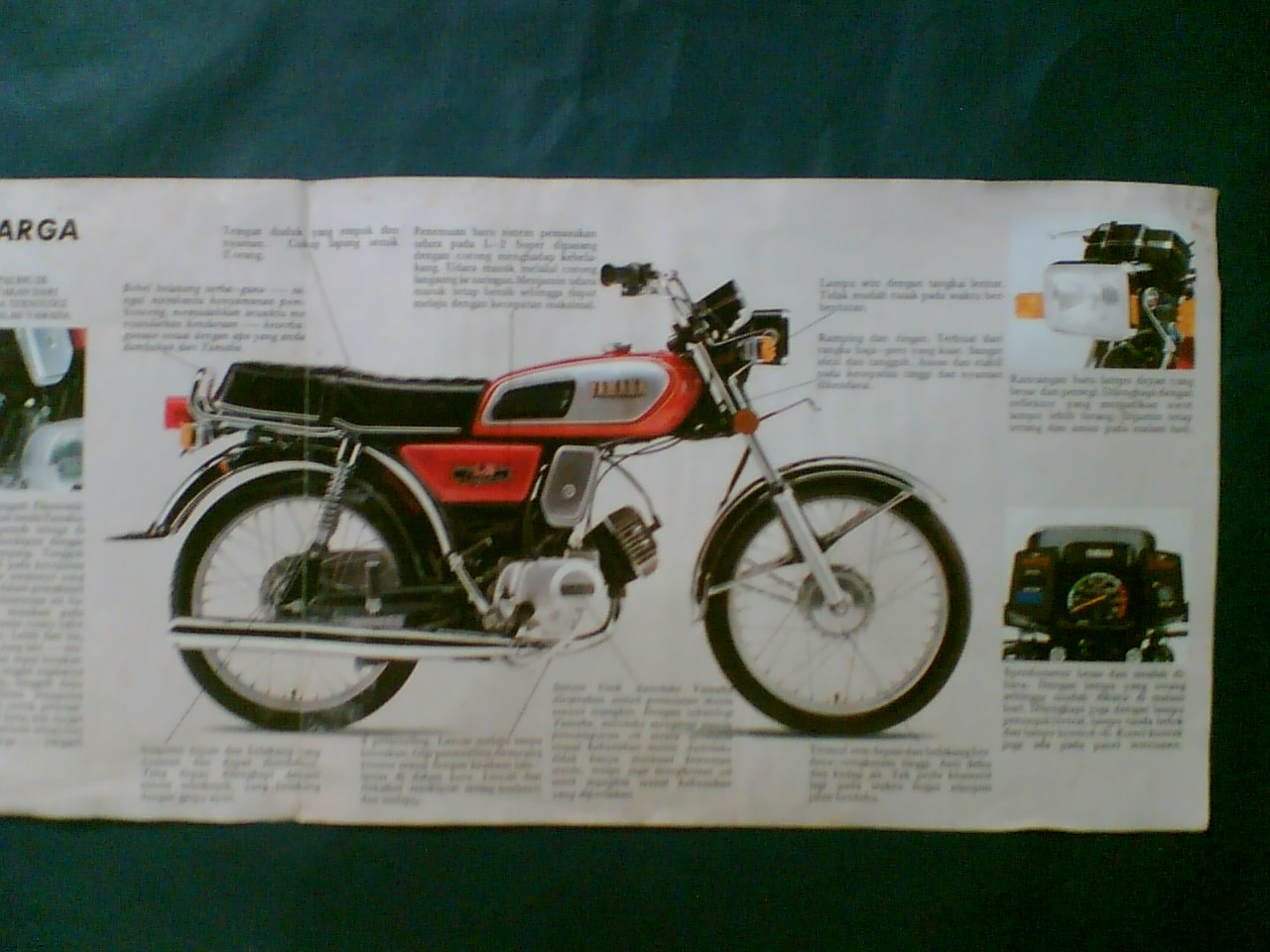 Modif Motor Yamaha L Super Via Bp Blogspot