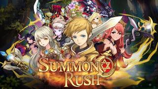 Top Developer Summon Rush Mod APK