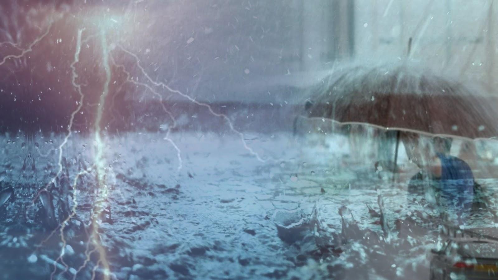 Weather News: Ερχονται καταιγιδες-Ποτε χαλαει ο καιρος..