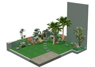 Desain Taman Surabaya 112 - www.jasataman.co.id