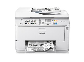 Download Epson WorkForce Pro WF-M5694 drivers