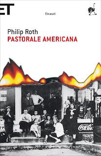 pastorale americana philip roth copertina felice con un libro