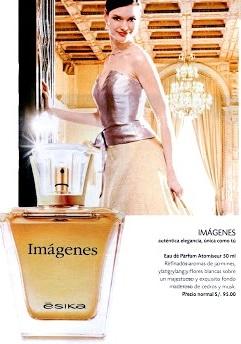 Perfume Imágenes de Esika de 50 ml para mujer