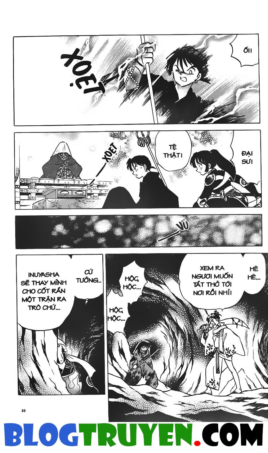 Inuyasha vol 28.1 trang 18
