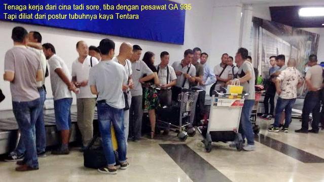 Akibat Kebijakan Visa Bebas Masuk Indonesia, Tenaga Kerja China Membludak, Imigrasi Kelabakan