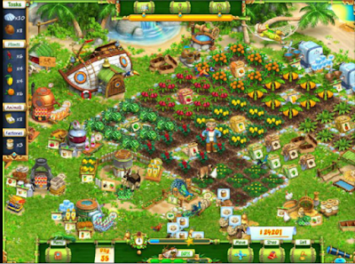 休閒農場(Hobby Farm),農村模擬經營遊戲!