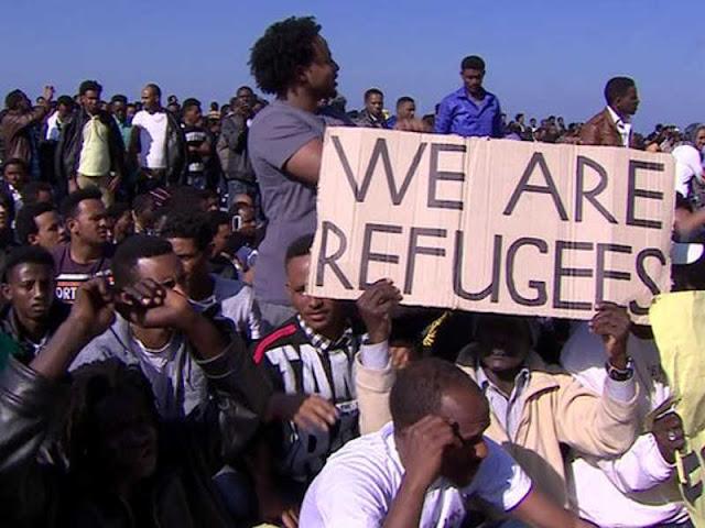 Thousands of African Migrants Die Crossing the Sahara Desert