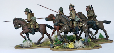 28mm WW2 Polish Lancers