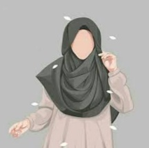 Gambar kartun cewek muslimah hijab