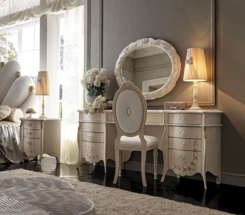 toaleta dormitor de lux italia