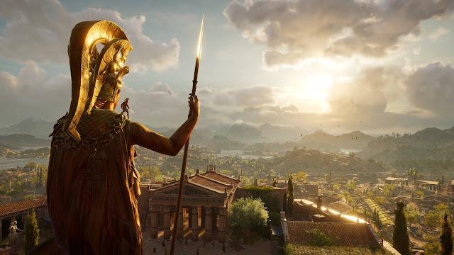 الكشف عن تفاصيل تحديث اليوم الأول للعبة Assassin's Creed Odyssey و محتويات مهمة سيقدم للمستخدمين ..