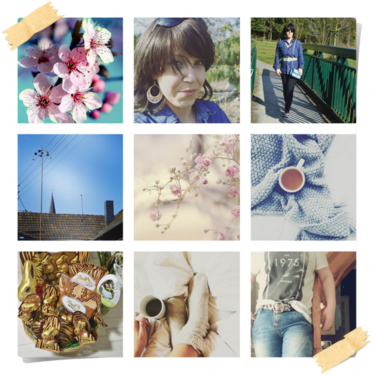 Monthly Instagram Review - last pictures on instagram
