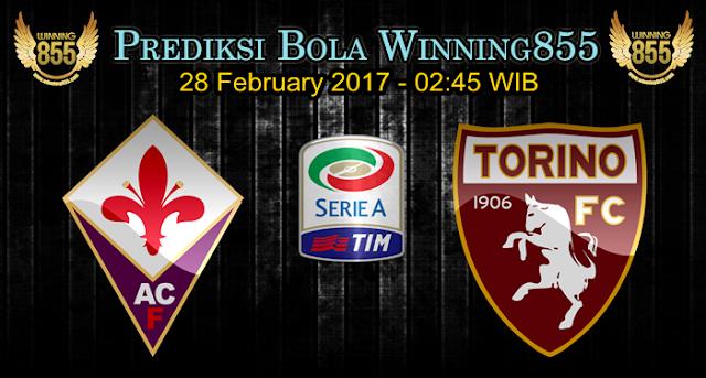 Prediksi Skor Fiorentina vs Torino 28 February 2017