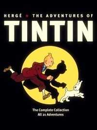 Download Adventure of TinTin (TV series) Cartoon Show 720p 100MB