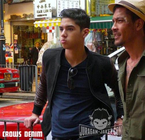 jas exclusive jaket al ghazali  runaway the movie sk48 square