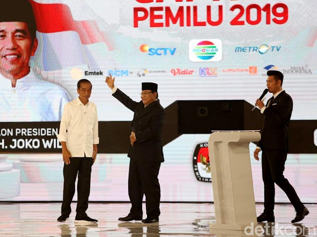 Peringatan Prabowo ke Jokowi soal 'ABS'
