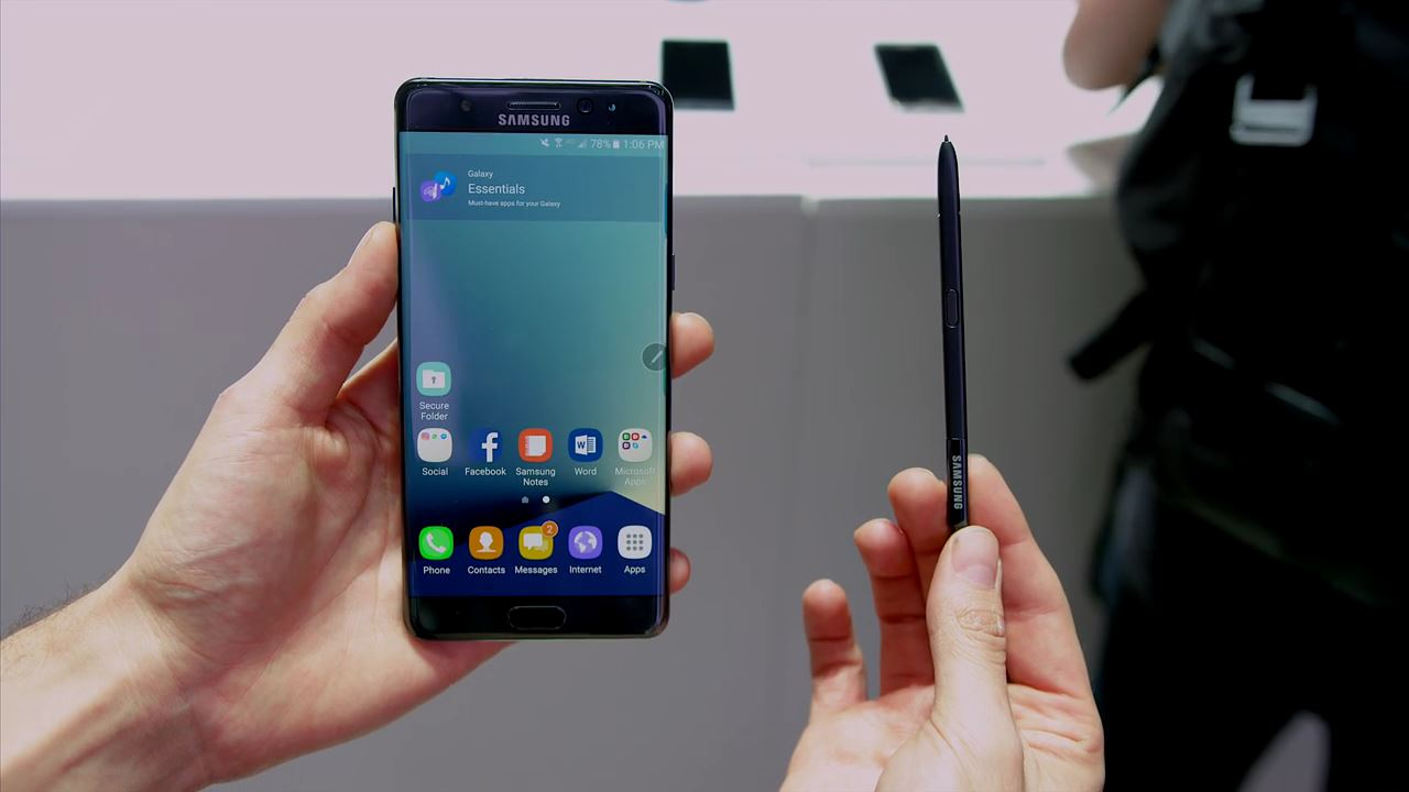 Samsung Galaxy Note 7 [Specifications, Features, Price