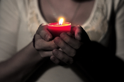October 15 is Pregnancy and Infant Loss Remembrance Day. We light a candle in remembrance of Angel Babies and Angel Moms