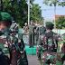Danrem 071/WK : Pelaksanaan Pemilu Berjalan Tertib, Aman dan Damai Prajurit Tetap Waspada