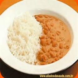 Feijão com Arroz - Nossa comida típica é uma combinação completa