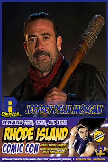 Jeffrey Dean Morgan - Rhode Island Convention Center